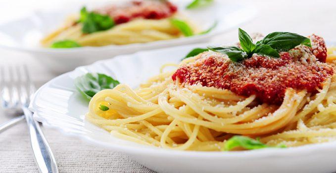 Dez motivos para comer macarrão